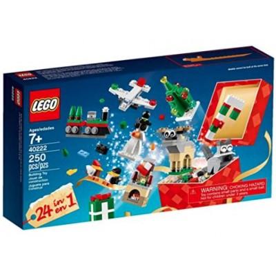 LEGO® Christmas Build Up 40222
