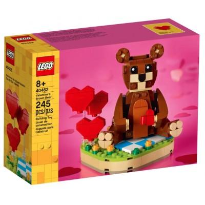 LEGO® Valentine's Brown Bear 40462