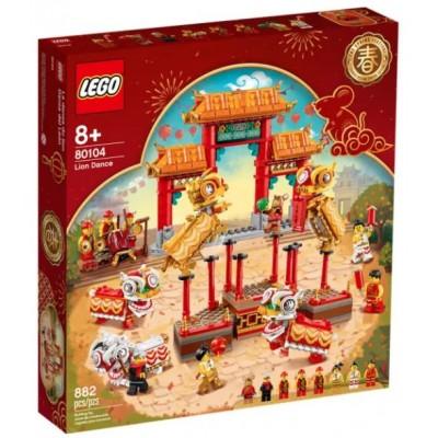 LEGO® Lion Dance 80104