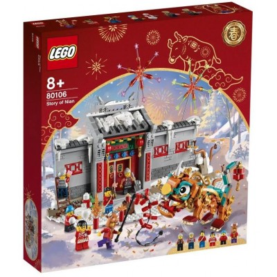 LEGO® Story of Nian 80106
