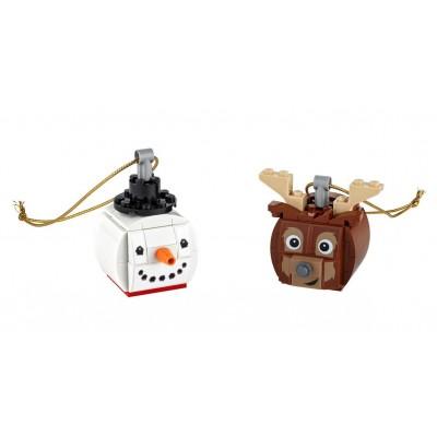 LEGO® Creator Iconic Snowman & Reindeer Duo 854050
