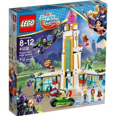 LEGO® Super Hero High School 41232