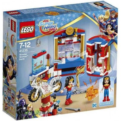 LEGO® Wonder Woman™ Dorm 41235