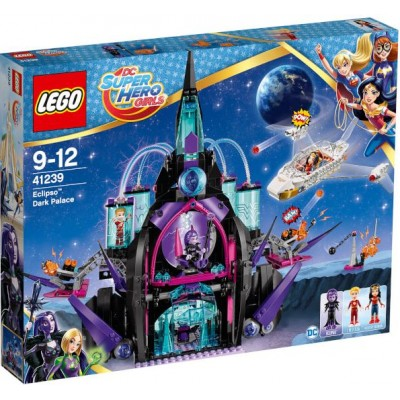 LEGO® Eclipso™ Dark Palace 41239