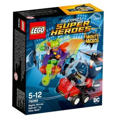 LEGO® DC Super Heroes™ Mighty Micros: Batman™ vs. Killer Moth™ 76069