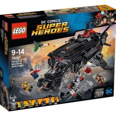 LEGO® DC Super Heroes™ Flying Fox: Batmobile Airlift Attack 76087