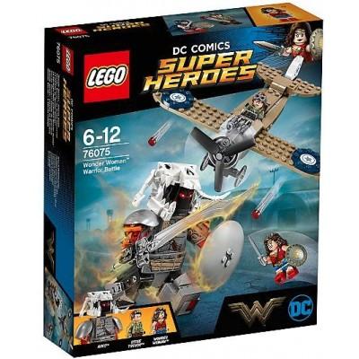 LEGO® DC Super Heroes™ Wonder Woman™ Warrior Battle 76075