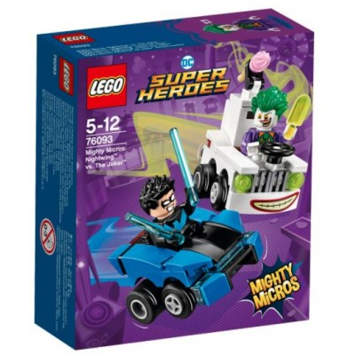 LEGO® DC Super Heroes™ Mighty Micros: Nightwing™ vs. The Joker™ 76093