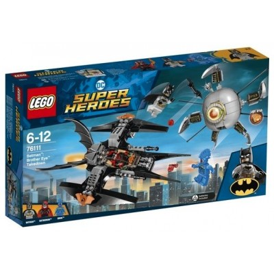 LEGO® DC Super Heroes™ Batman: Brother Eye Takedown 76111