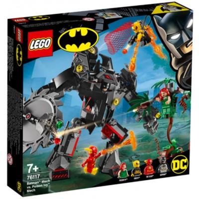 LEGO® DC Super Heroes™ Batman™ Mech vs Poison Ivy™Mech 76117