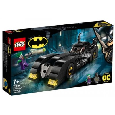 LEGO® DC Super Heroes™ Batmobile™: Pursuit of The Joker™ 76119