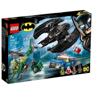 LEGO® DC Super Heroes™ Batman™ Batwing and The Riddler™ Heist 76120