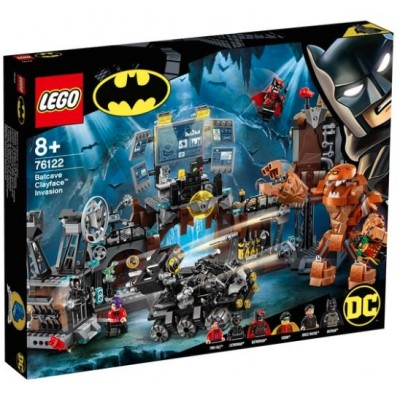 LEGO® DC Super Heroes™ Batcave Clayface™ Invasion 76122