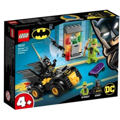 LEGO® DC Super Heroes™ Batman™ vs. The Riddler™ Robbery 76137