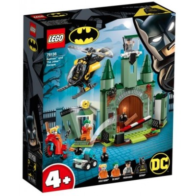 LEGO® DC Super Heroes™ Batman™ and The Joker™ Escape 76138