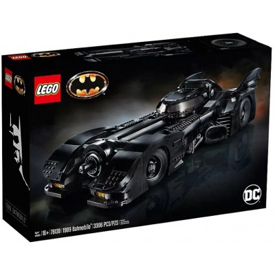 LEGO® Super Heroes DC Batman 1989 Batmobile™ 76139