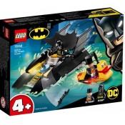 LEGO® DC Super Heroes™ Batman™ Batboat The Penguin Pursuit! 76158