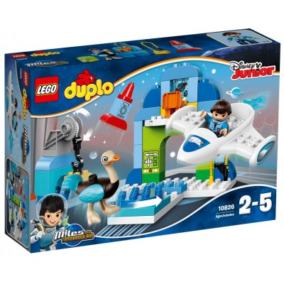 LEGO® DUPLO® Miles' Stellosphere Hangar