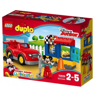 LEGO® DUPLO® Mickey's Workshop