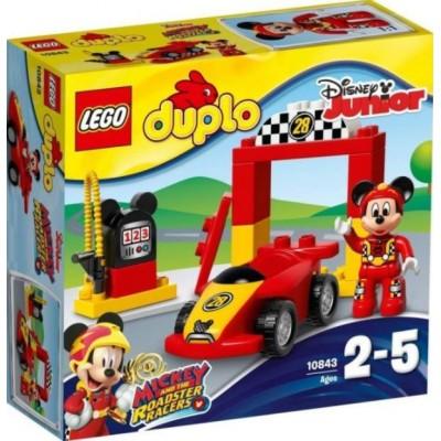 LEGO® DUPLO® Mickey Racer