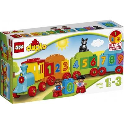 LEGO® DUPLO® Number Train - 10847