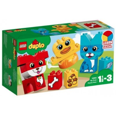 LEGO® DUPLO®  My First Puzzle Pets 10858