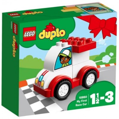 LEGO® DUPLO® My First Race Car 10860