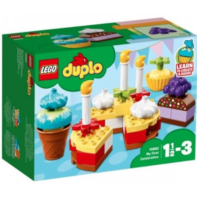 LEGO® DUPLO®  My First Celebration 10862