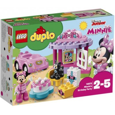 LEGO® DUPLO® Minnie's Birthday Party 10873