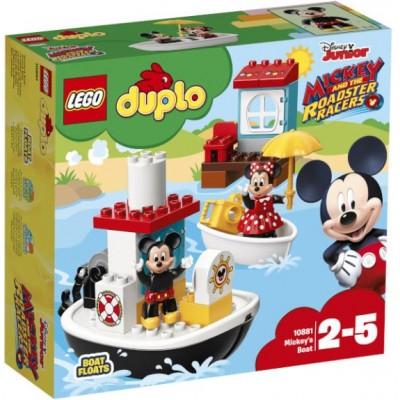 LEGO® DUPLO® Mickey's Boat 10881