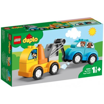 LEGO® DUPLO® My First Tow Truck 10883