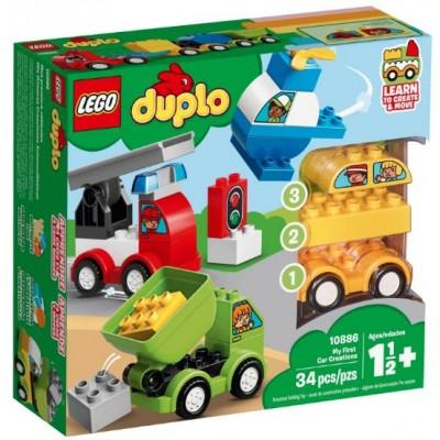 LEGO® DUPLO® My First Car Creations 10886