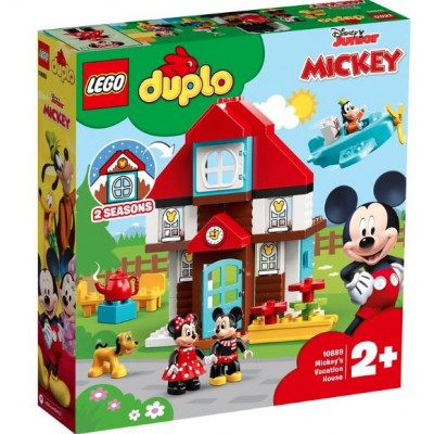 LEGO® DUPLO® Disney Mickey's Vacation House 10889