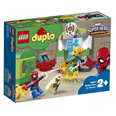 LEGO® DUPLO® Spider-Man vs Electro 10893