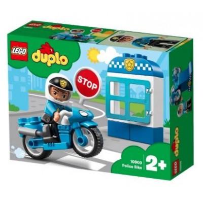 LEGO® DUPLO® Police Bike 10900