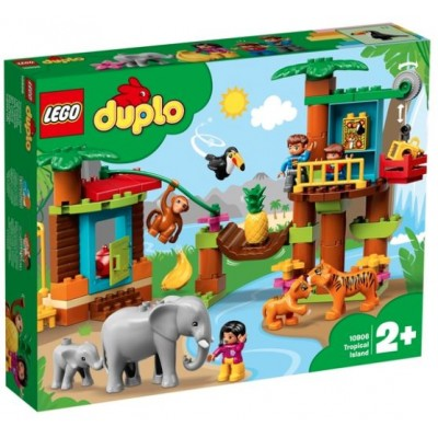 LEGO® DUPLO® Tropical Island 10906
