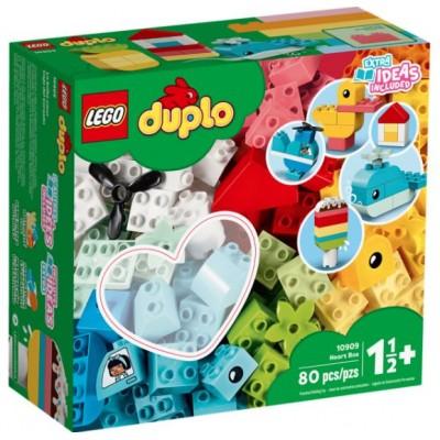 LEGO® DUPLO® Heart Box 10909