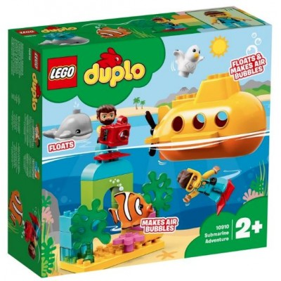 LEGO® DUPLO® Submarine 10910