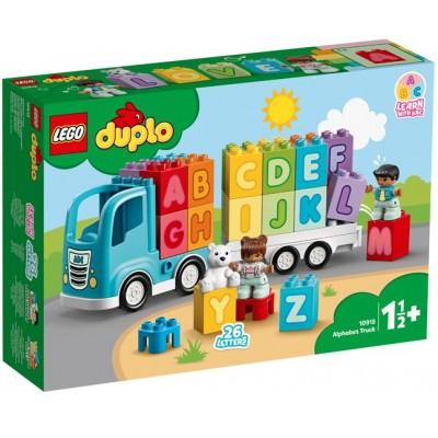 LEGO® DUPLO® Alphabet Truck 10915