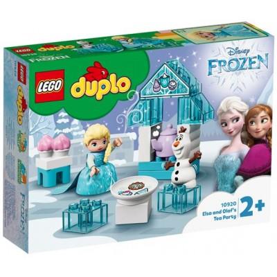 LEGO® DUPLO® Elsa and Olaf's Tea Party 10920