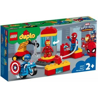 LEGO® DUPLO® Marvel Super Heroes Lab 10921