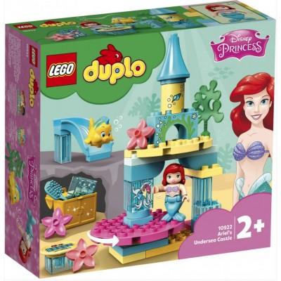 LEGO® DUPLO® Disney Ariel's Undersea Castle 10922