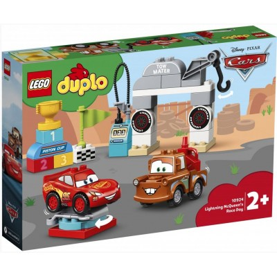 LEGO® DUPLO® Disney Pixar Cars Lightning McQueen's Race Day 10924