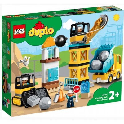 LEGO® DUPLO® Wrecking Ball Demolition 10932