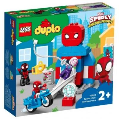 LEGO® DUPLO® Marvel Spider-Man Headquarters 10940
