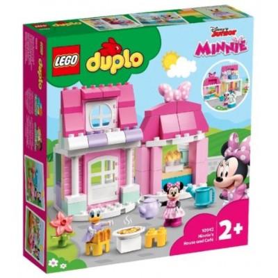 LEGO® DUPLO® Disney Minnie's House and Café 10942