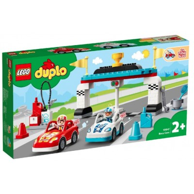 LEGO® DUPLO® Town Race Cars 10947