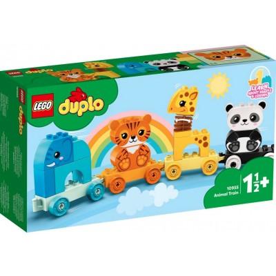 LEGO® DUPLO® My First Animal Train 10955