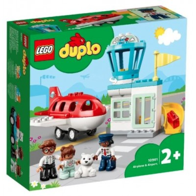 LEGO® DUPLO® Town Airplane & Airport 10961
