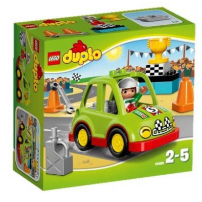 LEGO® DUPLO®  Rally Car 10589